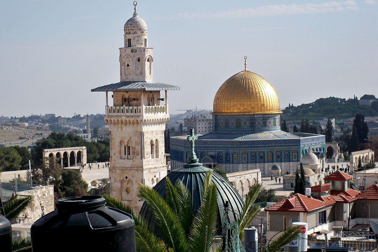 El Ghawanima-Minarett - vergrößerbar