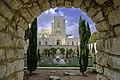Jerusalem - UNTSO headquarters from garden (1).jpg