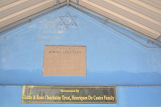 Jewish Cemetery Chennai - jewish cemetery chennai
