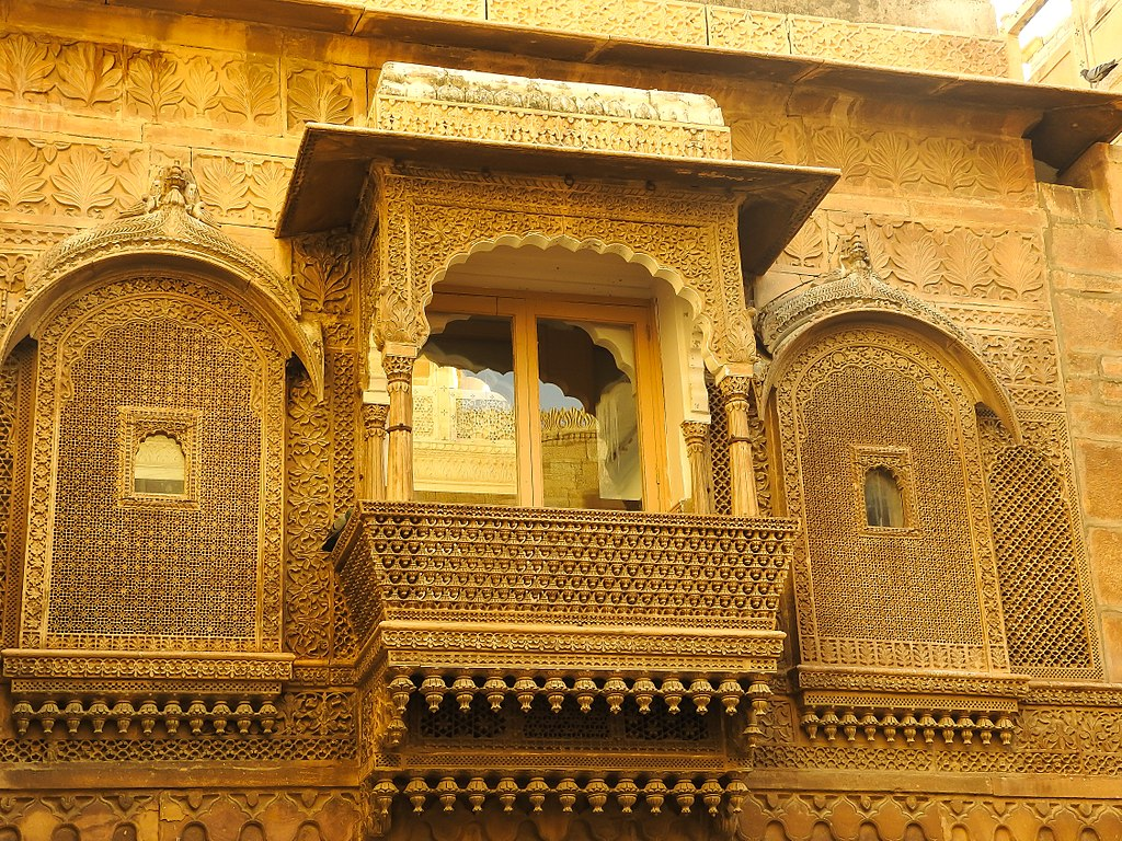 Jharokha - Jaisalmer Fort
