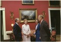 Jimmy Carter, Betty Ford, Rosalynn Carter and Gerald Ford - NARA - 179549.tif