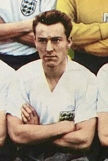 Jimmy Greaves English Tottenham Hotspur football player (b. 1940)