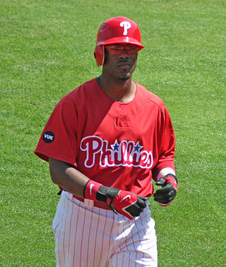 20–20–20 club - Image: Jimmy Rollins