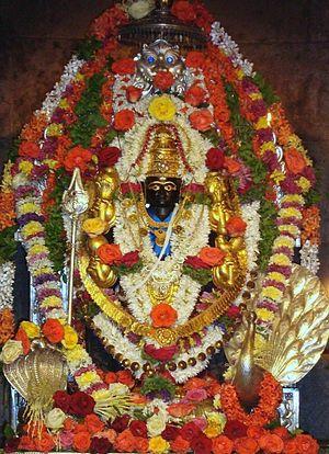Sthanika Brahmins - Image: Jnanashakthi Subrahmanya