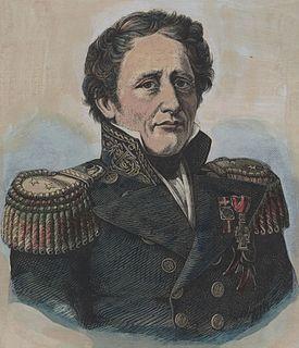 Jochum Nicolay Müller Danish naval officer