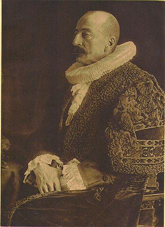 Hanseaten (class) - First Mayor Johann Heinrich Burchard