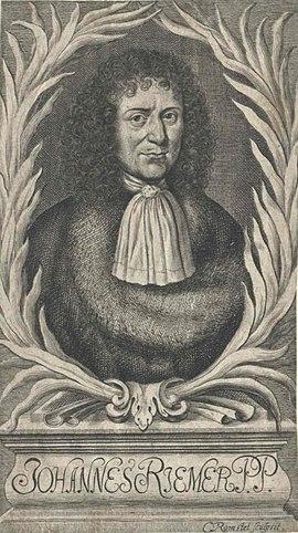 Johannes Riemer