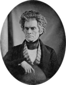 Image illustrative de l'article John Caldwell Calhoun