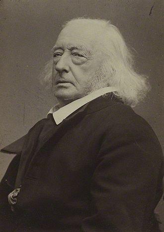 John Stuart Blackie - John Stuart Blackie, by Elliott & Fry, Albumen Cabinet Card, 1870s.