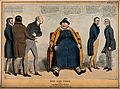John Bull presented as the Chinese labourer Hoo Loo surround Wellcome V0011350.jpg