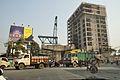 John Burdon Sanderson Haldane Avenue & Gobinda Chandra Khatik Road Crossing - Kolkata 2012-12-06 2127.JPG