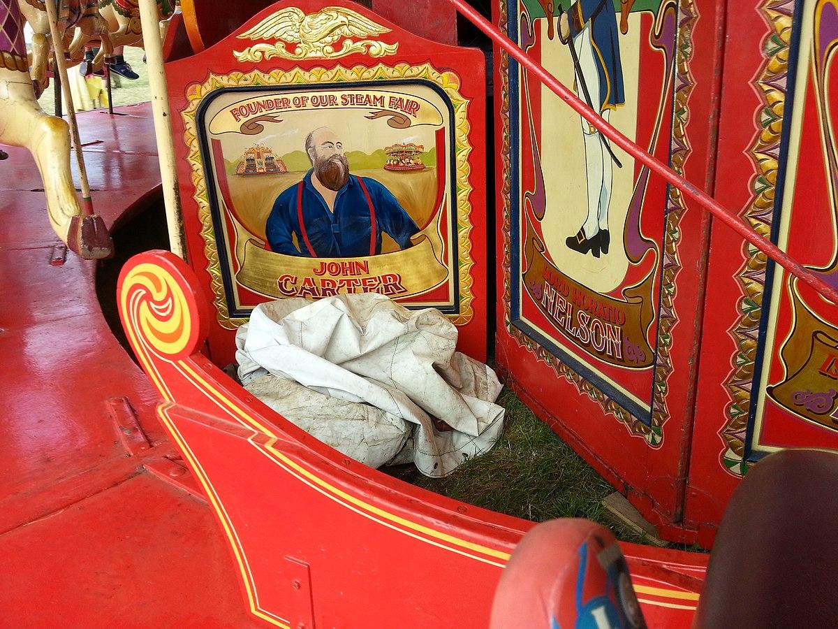 Carters Steam Fair Wikipedia