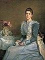 John Everett Millais (1829-1896) - Mrs Joseph Chamberlain - 1989P60 - Birmingham Museums Trust.jpg