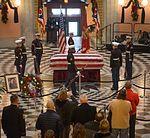 John Glenn in Repose at the Ohio Statehouse (NHQ201612160007).jpg