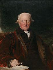 John Julius Angerstein, aged over 80