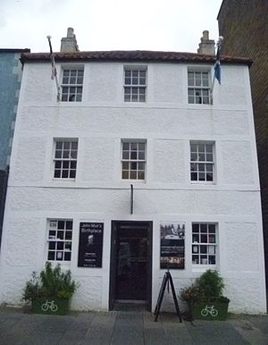 John Muir's Birthplace - Muir's birthplace is now a museum dedicated to his life and work