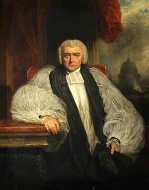 John Randolph (bishop of London) - Portrait of John Randolph (1811) by William Owen
