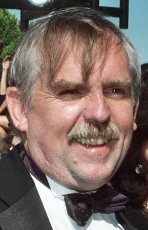Cliff Clavin - Ratzenberger at the 1992 Emmy Awards