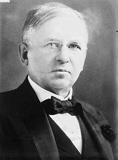 John Wanamaker United States Postmaster General and merchant