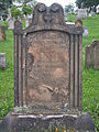 John and Jane McKeman Tombstone, Oak Spring Cemetery, 2015-06-27, 01.jpg