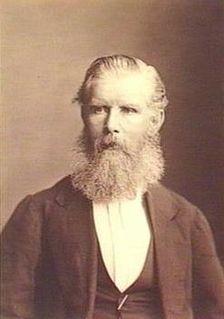 John Henry Barrow Australian Congregational minister, journalist and politician