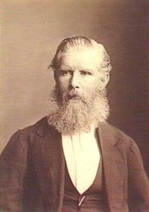 John Henry Barrow - Image: Johnhenrybarrow