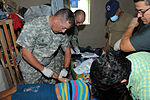 Joint Task Force-Bravo's Medical Element provides care to nearly 1,000 in Honduran village 140425-Z-BZ170-008.jpg