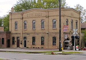 Jordan, Minnesota - Old City Hall