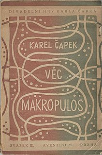 <i>The Makropulos Affair</i>