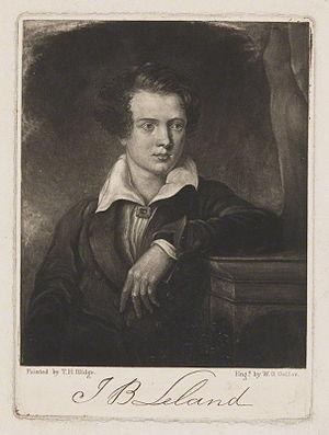 Joseph Bentley Leyland - Joseph Bentley Leyland by William Overend Geller, after Thomas Henry Illidge.