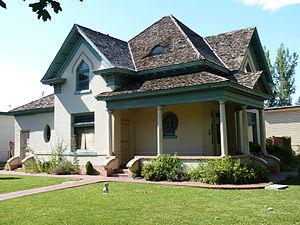 Joseph H. Frisby House - Image: Joseph Frisby House
