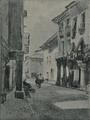 Joseph Pennell (1903) calle Mayor de Alcalá de Henares.png