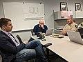 Josh Harder visits Stanislaus Emergency Services 01.jpg