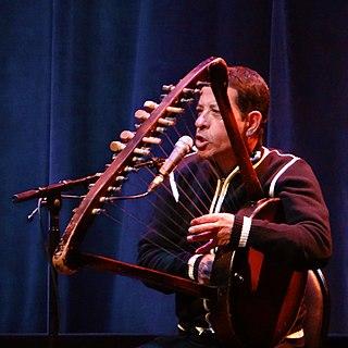 Simsimiyya Traditional Egyptian string instrument