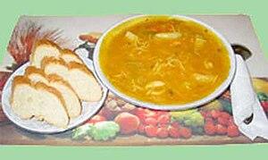 Soup joumou - Image: Joumou 01