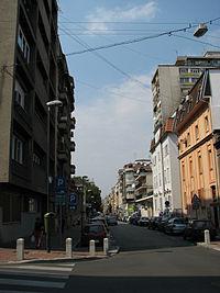 solunska ulica beograd mapa Dorćol — Vikipedija, slobodna enciklopedija solunska ulica beograd mapa