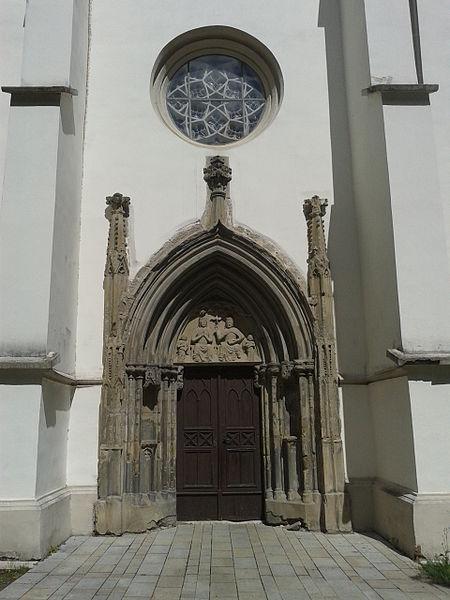 File:Južný portál kostola Spišská Nová Ves.jpg
