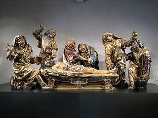 El entierro de Cristo (Juan de Juni)