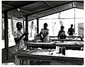 Juba Leather Co-op Workers in Sudan, circa 1980 (13875615833).jpg