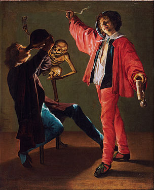 Judith Leyster, Dutch (active Haarlem and Amsterdam) - The Last Drop (The Gay Cavalier) - Google Art Project.jpg
