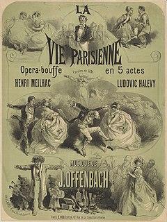 <i>La Vie parisienne</i> (operetta)