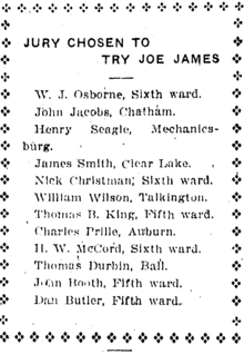 Springfield race riot of 1908 - Wikipedia