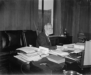 George Sutherland - Justice Sutherland, c. 1937