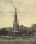 KITLV - 151096 - Demmeni, J. - Michael Monument at Padang - circa 1910.tif