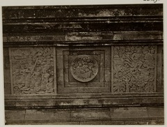 KITLV 28298 - Isidore van Kinsbergen - Relief with part of the Ramayana epic on the south side of Panataran, Kediri - 1867-02-1867-06.tif