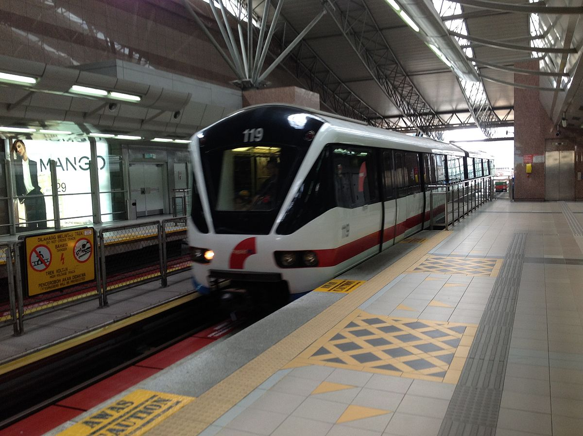 rail system in malaysia essay The importance of transportation in tourism  the importance of transportation in tourism sector  smart system displays how many.