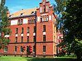 KLaip. universiteto Gamtos ir matematikos mokslų fakultetas.JPG