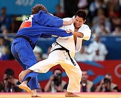 KOCIS Korea Judo Kim Jaebum London 36 (7696361164).jpg
