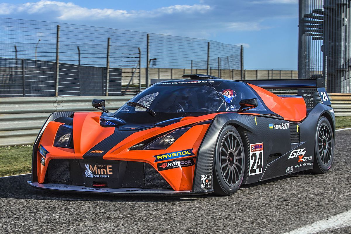 Ktm X Bow Rr Price In India