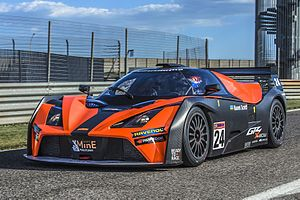 Reiter Engineering - A KTM X-BOW GT4